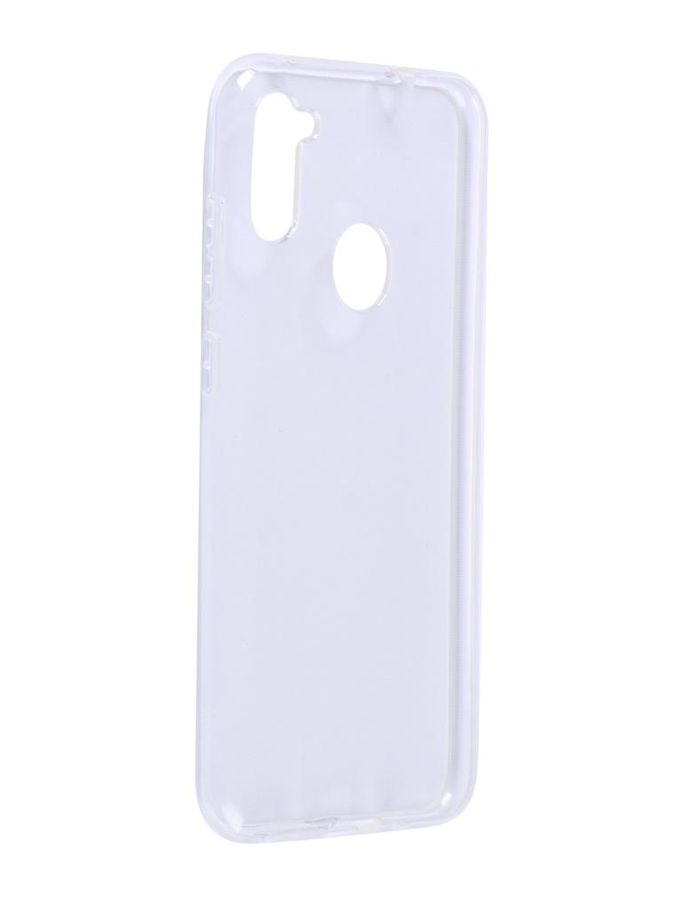 Чехол Innovation для Samsung A11 Transparent 17810