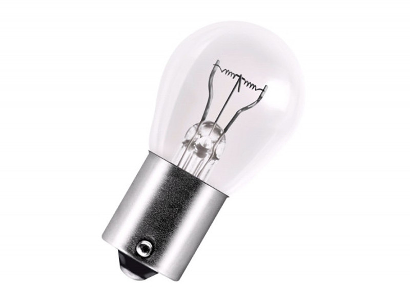 Лампа Osram P21W BA15S 24V O-7511