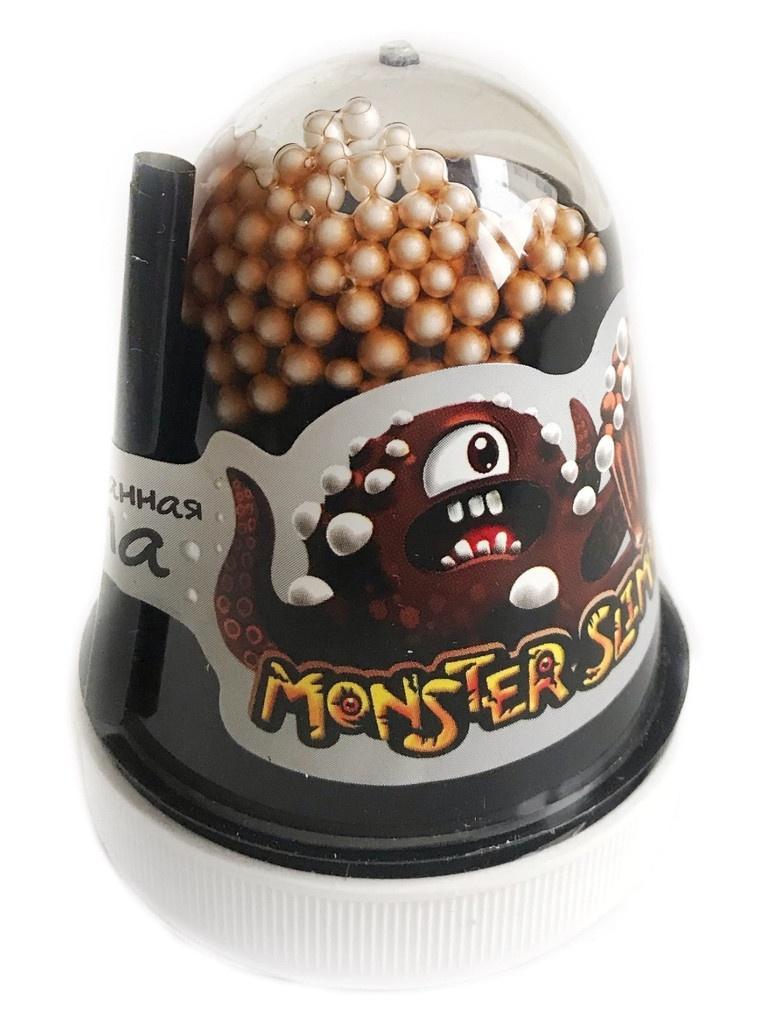 Слайм KiKi MonsterS Slime Газированная Кола 130g SL007