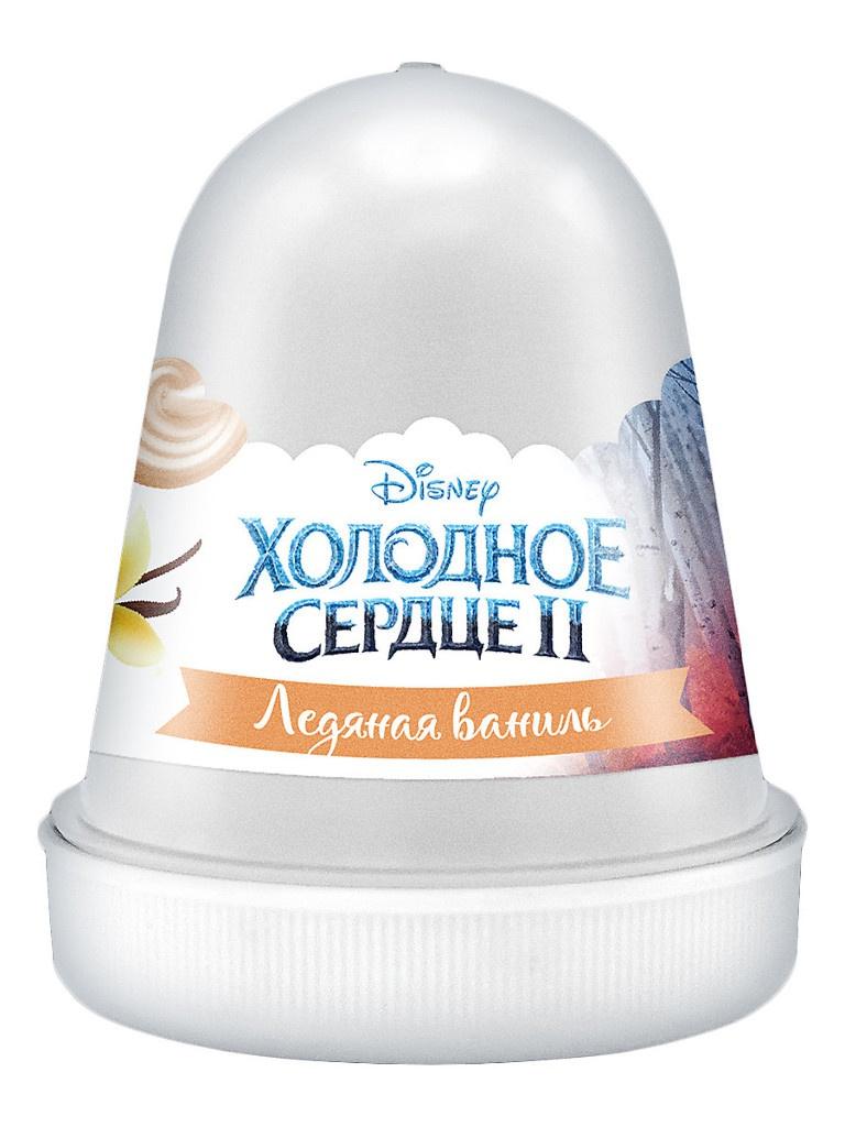 Слайм KiKi Disney Fluffy Ледяная ваниль White 120ml DSF06