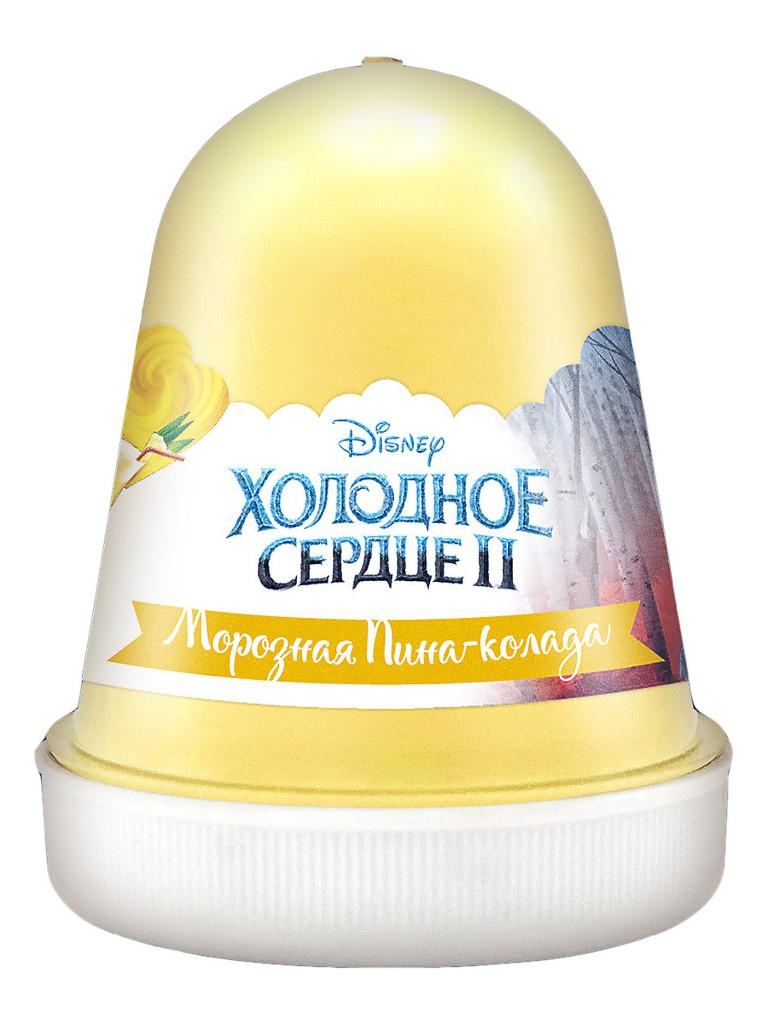 Слайм KiKi Disney Fluffy Морозная пина-колада White 120ml DSF11