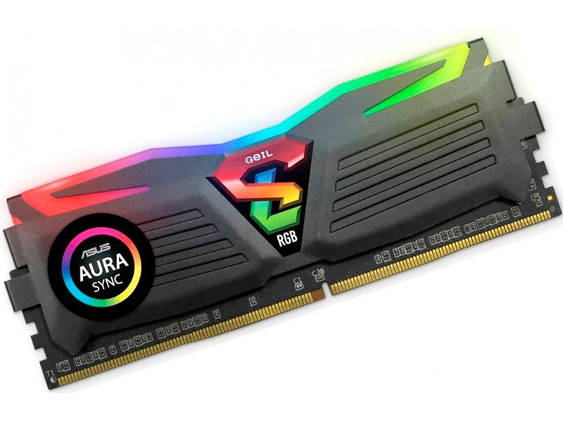 Модуль памяти GeIL SUPER LUCE RGB SYNC GLS48GB3000C16ASC