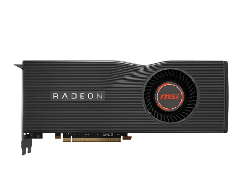 Видеокарта MSI Radeon RX 5700 XT 1605Mhz PCI-E 4.0 8192Mb 14000Mhz 256 bit 3xDP HDMI MECH