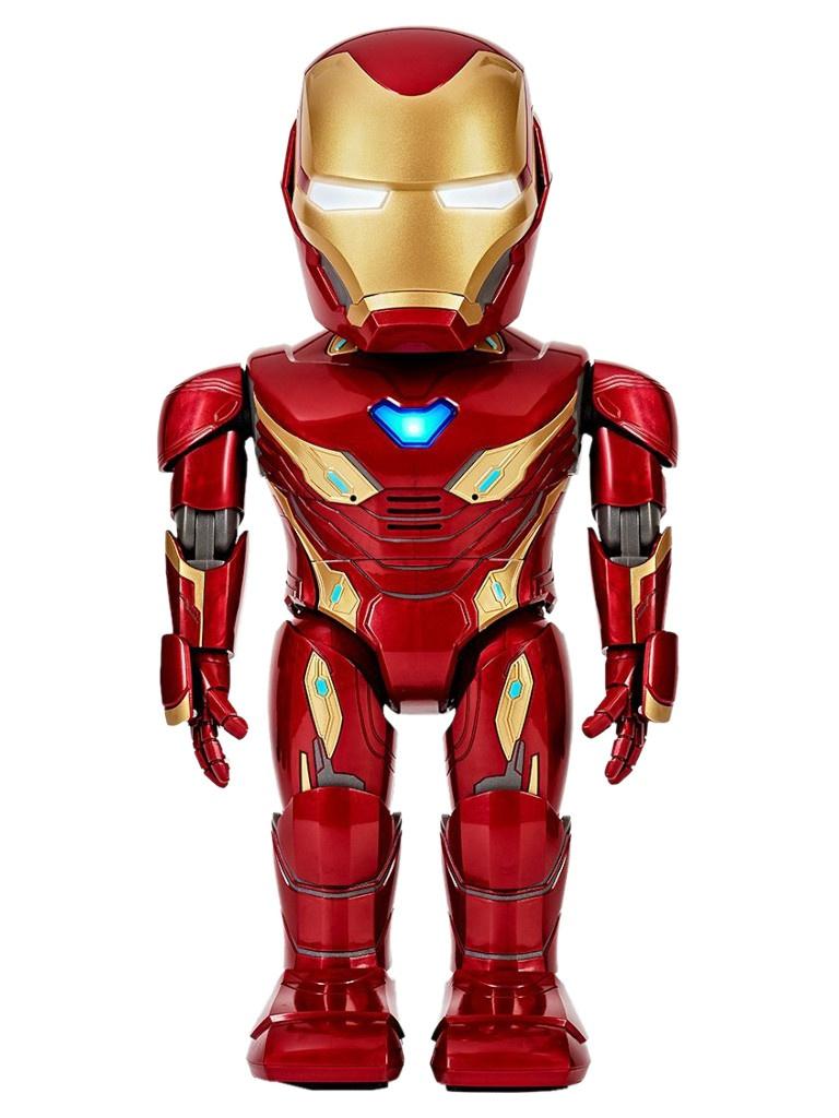 Радиоуправляемая игрушка UBTech Iron Man IM050