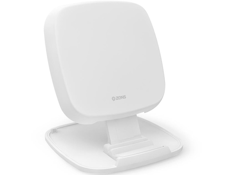 Зарядное устройство Zens Fast Wireless Charger Stand/Base White ZESC06W/00