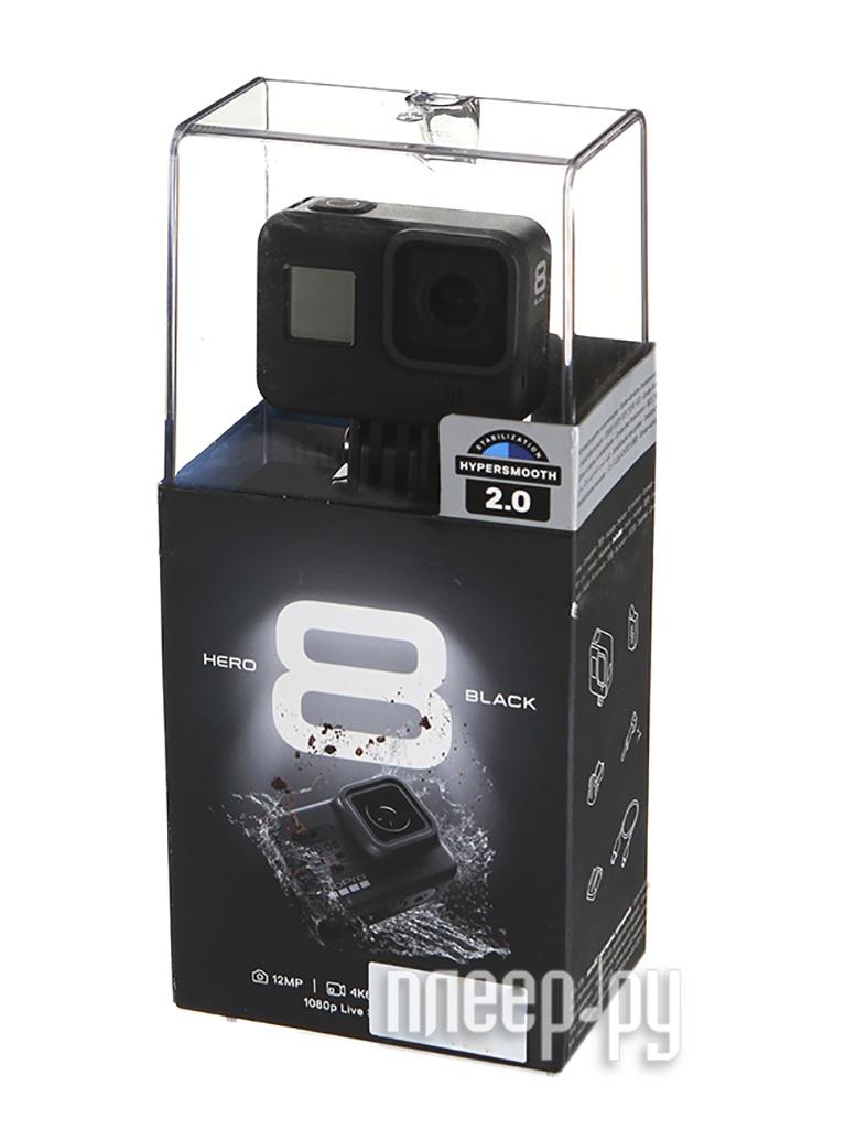 Экшн-камера GoPro Hero 8 CHDHX-801-RW Выгодный набор + серт. 200Р!!!