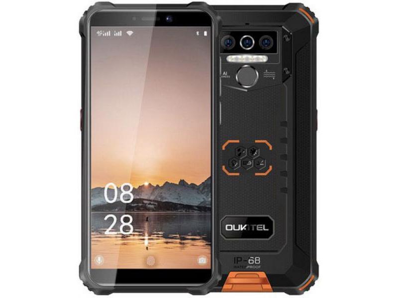 Сотовый телефон OUKITEL WP5 Pro Orange