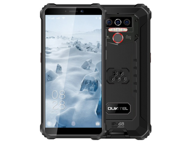 Сотовый телефон OUKITEL WP5 Pro Black