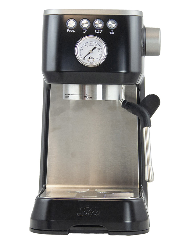 Кофемашина Solis Barista Perfetta Plus Black