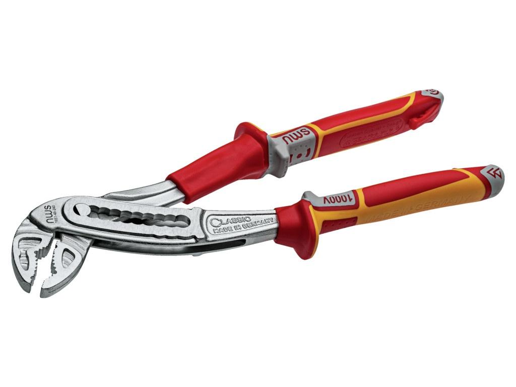 Губцевый инструмент NWS ClassicPlus 1651-49-VDE-240 клещи nws classic plus 1651 12 240