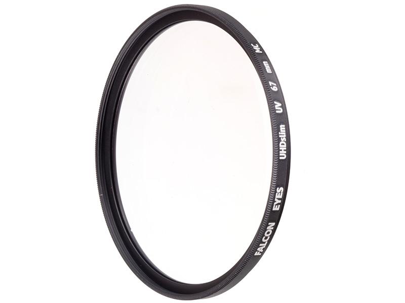 Светофильтр Falcon Eyes UHDSlim UV 67mm MC 23713 светофильтр polaroid cpl 67mm plfilcpl67
