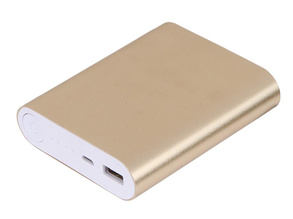 Внешний аккумулятор Palmexx 1-USB 8000mAh Gold PX/PBANK MET 4cell