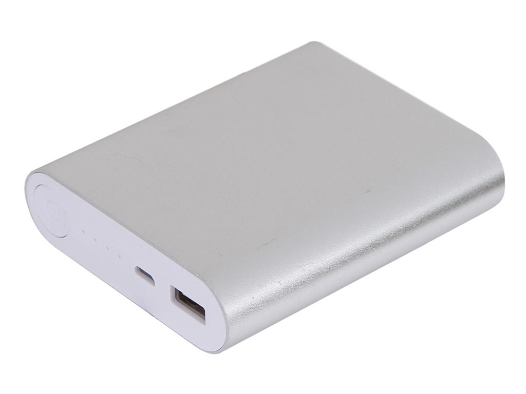 Внешний аккумулятор Palmexx 1-USB 8000mAh Silver PX/PBANK MET 4cell