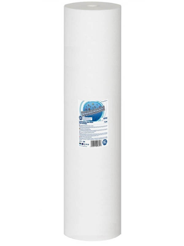 Картридж Aquafilter 20BB 1 микрон FCPS1M20B