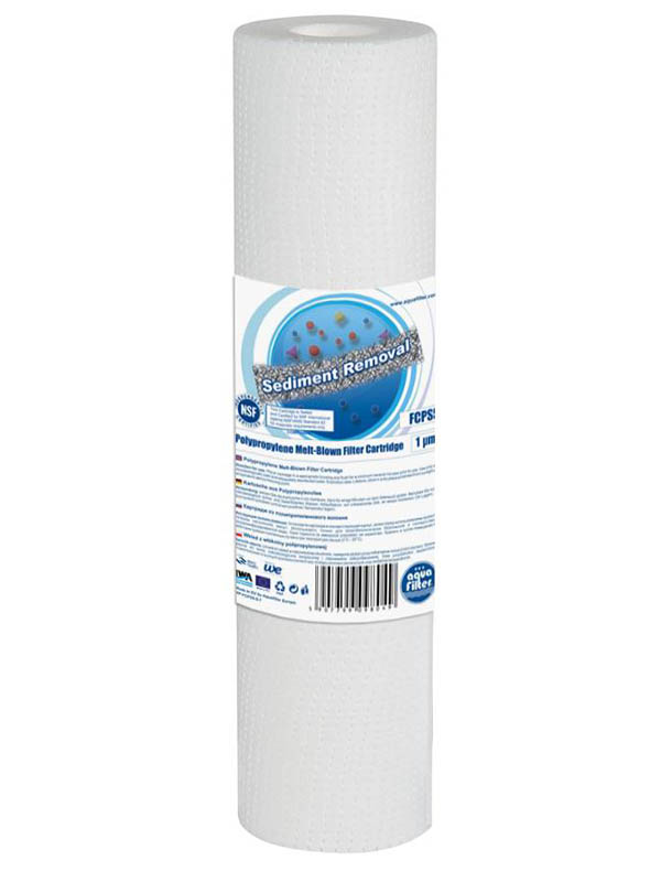 Картридж Aquafilter 10SL 50 микрон FCPS50 картридж aquafilter 10sl fcca sto