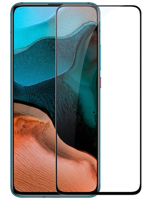 Защитное стекло Zibelino для Xiaomi Pocophone F2 Pro 5D Black ZTG-5D-XMI-PF2-BLK