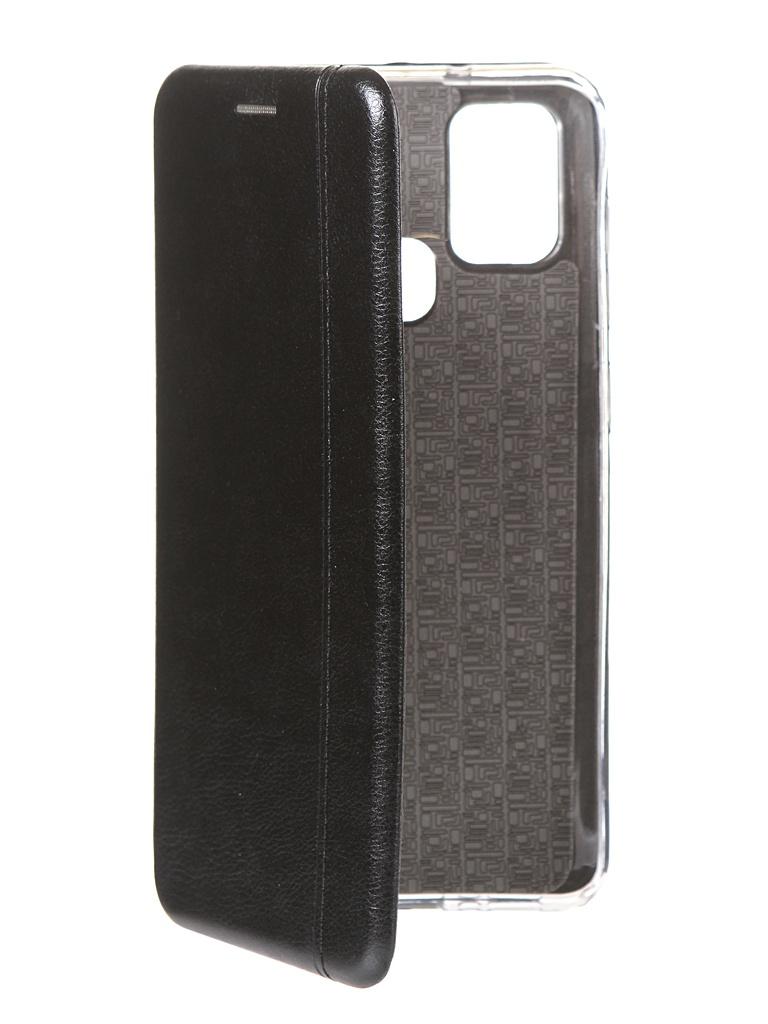 Чехол Zibelino для Samsung A21s A217 Book Black ZB-SAM-A217-BLK
