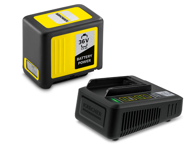 Комплект стартовый Karcher Starter kit Battery starter 1400