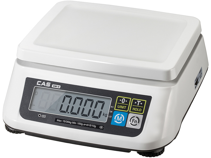 Весы Cas SWN-6C-DD весы cas ad 25