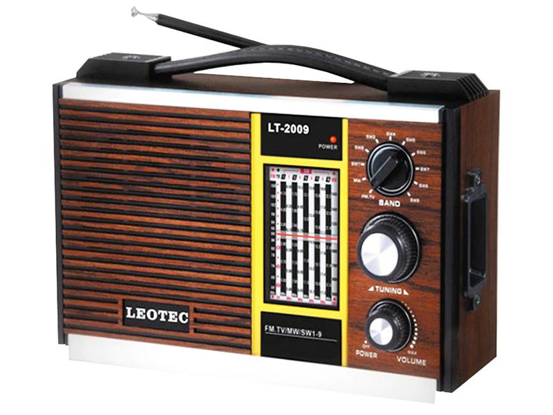 Радиоприемник Leotec LT-2009