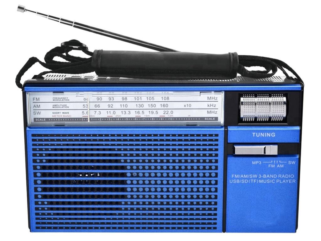Радиоприемник Fepe FP-1823U Blue