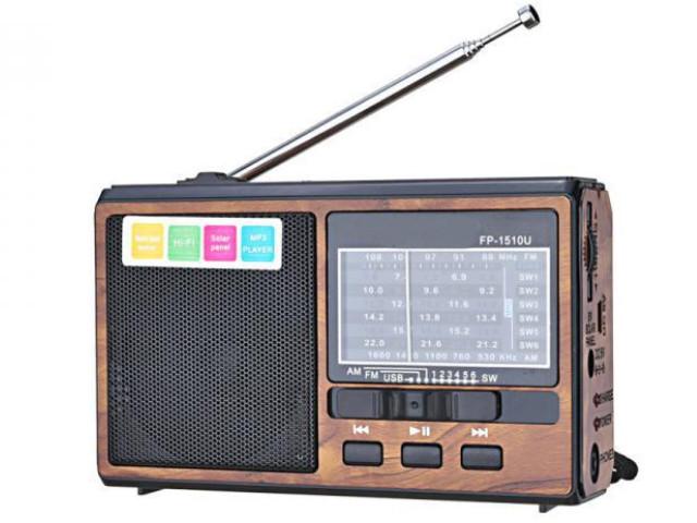 Радиоприемник Fepe FP-1510U Wood