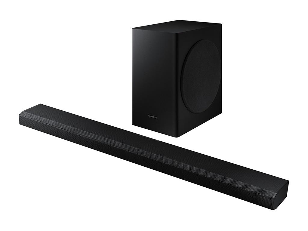 Звуковая панель Samsung HW-Q70T/RU звуковая панель samsung hw t450