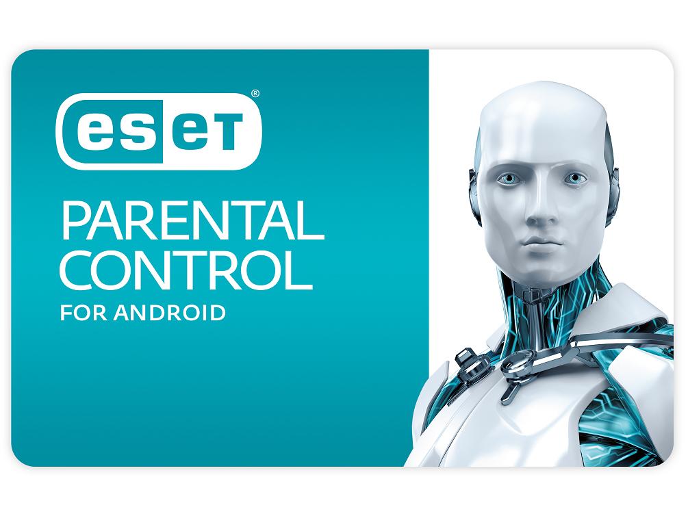 Программное обеспечение Eset NOD32 Parental Control для всей семьи 1 год Card NOD32-EPC-NS(CARD)-1-1