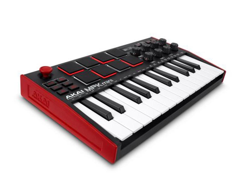 MIDI-клавиатура Akai Pro MPK MINI MK3