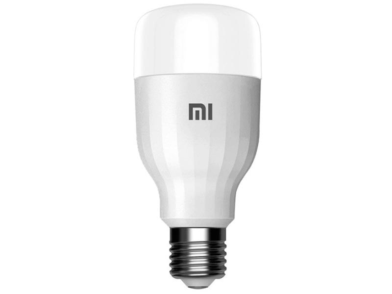 Лампочка Xiaomi Mi Led Smart Bulb LED RGB E27 9W 220-240V 1700-6500K MJDPL01YL / GPX4021GL