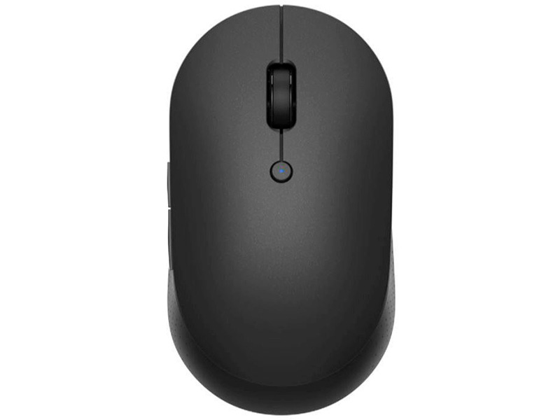 Мышь Xiaomi Mi Dual Mode Wireless Mouse Silent Edition Receiver Black WXSMSBMW02 / HLK4041GL