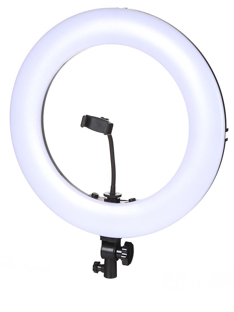 Кольцевая лампа Activ 45cm с LED дисплеем 117103