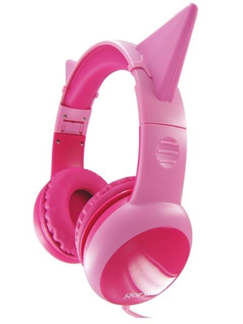 Наушники Gorsun GS-E61V Pink 08593