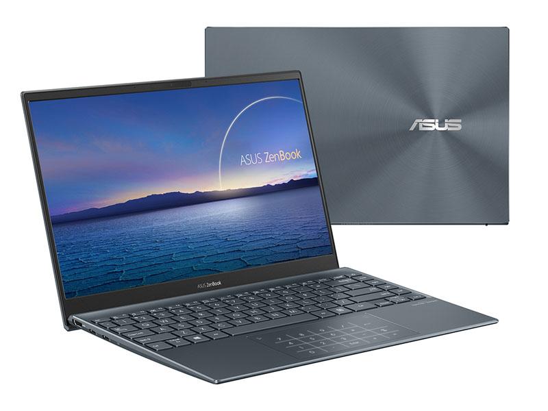 Ноутбук ASUS UX325JA 90NB0QY1-M01750 (Intel Core i5-1035G1 1.0 GHz/8192Mb/256Gb/Intel HD Graphics G1/Wi-Fi/Bluetooth/15.6/1920x1080/DOS)