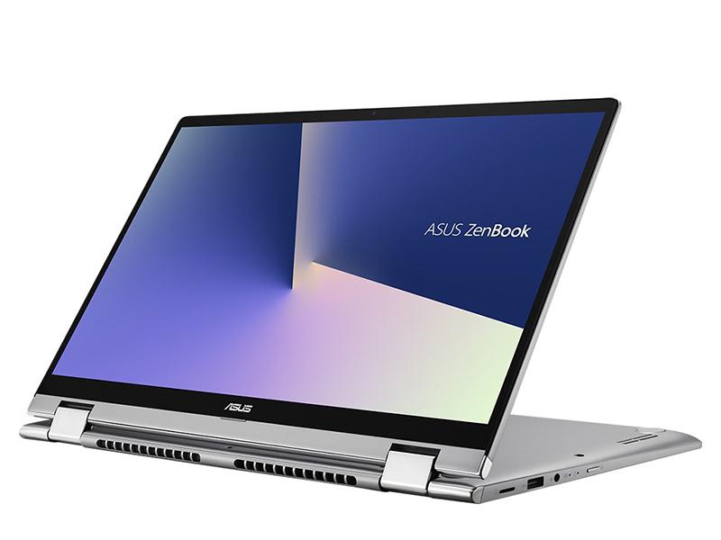 Ноутбук ASUS ZenBook Flip UM462DA 90NB0MK1-M02780 (AMD Ryzen 5 3500U 2.1 GHz/8192Mb/256Gb SSD/AMD Radeon Vega 8/Wi-Fi/Bluetooth/Cam/14.0/1920x1080/Windows 10 64-bit) ноутбук asus zenbook um433da a5005t ryzen 5 3500u 8gb ssd512gb amd radeon vega 8 14 fhd 1920x1080 windows 10 silver wifi bt cam
