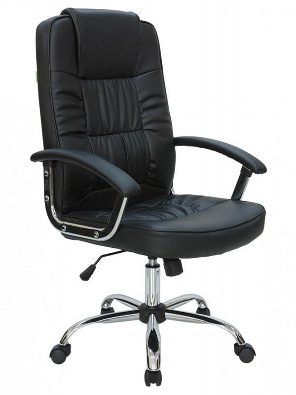 Компьютерное кресло Рива RCH 9082-2 для руководителя Black