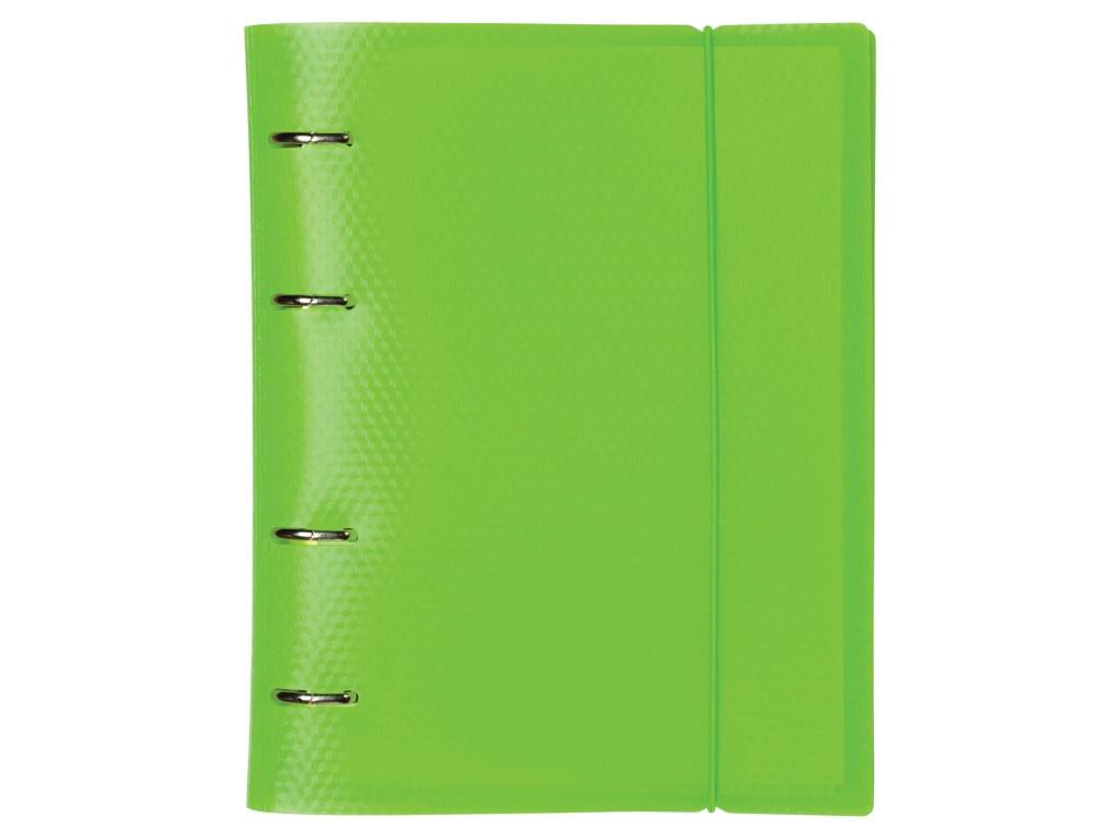 Тетрадь на кольцах Brauberg A5 120 листов Green 403569