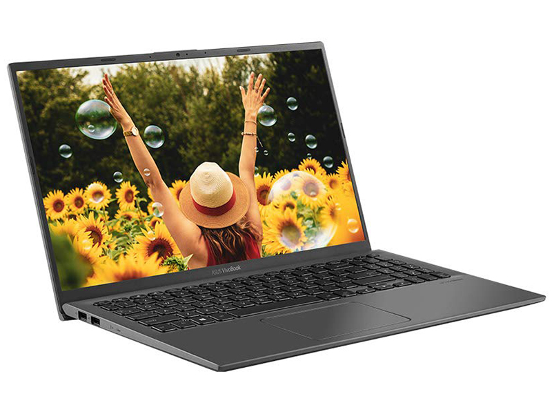 Ноутбук ASUS X512DA-EJ577 90NB0LZ2-M22900 (AMD Ryzen 3 3200U 2.6GHz/8192Mb/512Gb SSD/No ODD/AMD Radeon Vega 3/Wi-Fi/15.6/1920x1080/Endless)