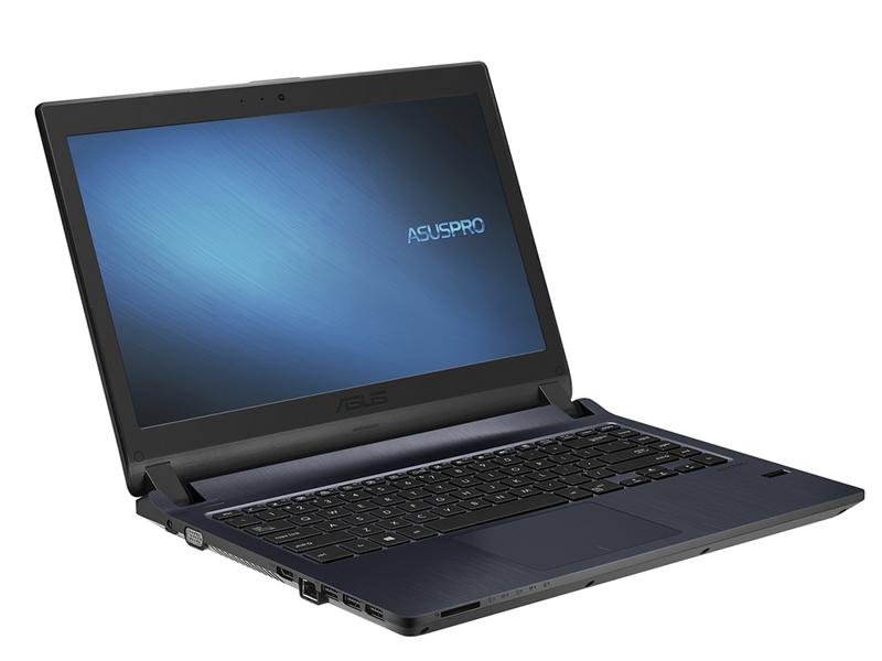Ноутбук ASUS Pro P1440FA-FA1452R 90NX0211-M18660 (Intel Core i7-8565U 1.8 GHz/16384Mb/1000Gb+256Gb SSD/DVD-RW/Intel UHD Graphics 620/Wi-Fi/14/1920x1080/Windows 10 Pro) ноутбук hp pavilion 14 ce2001ur intel core i3 8145u 2100 mhz 14 1920x1080 4gb 128gb ssd no dvd intel uhd graphics 620 wi fi bluetooth windows 10