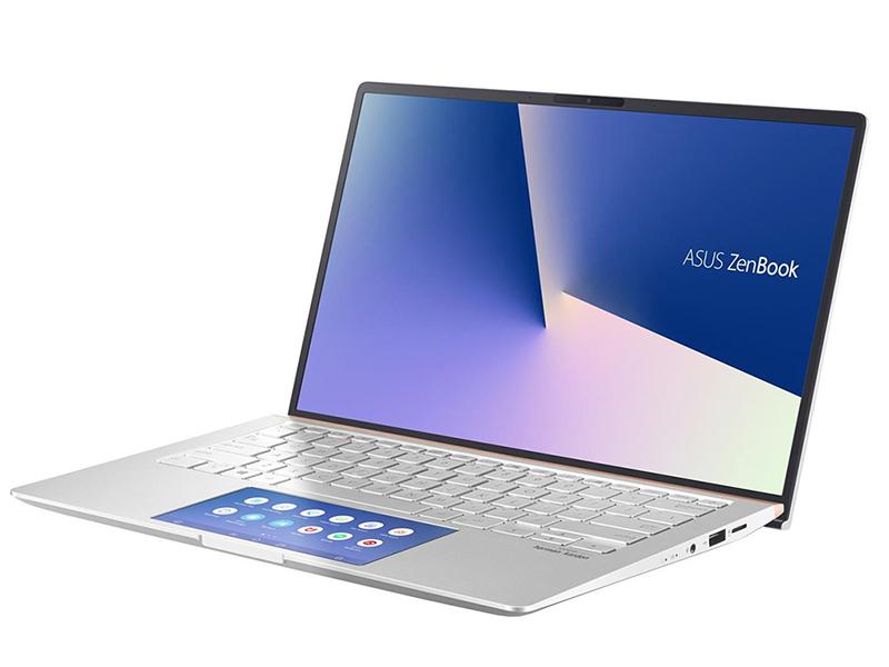 Ноутбук ASUS Zenbook UX434FAC-A5398R 90NB0MQ6-M08000 (Intel Core i7-10510U 1.8 GHz/16384Mb/1024Gb SSD/Intel UHD Graphics/Wi-Fi/Bluetooth/Cam/14.0/1920x1080/Windows 10 Pro 64-bit)