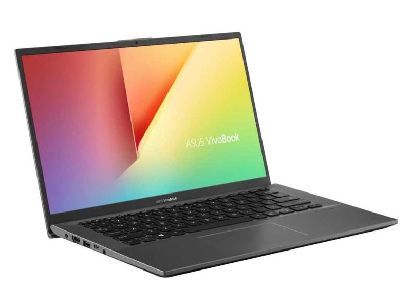 Ноутбук ASUS VivoBook A412FA-EB1168 90NB0L92-M17480 (Intel Core i5-8265U 1.6GHz/8192Mb/512Gb SSD/No ODD/Intel HD Graphics/Wi-Fi/14/1920x1080/No OS)