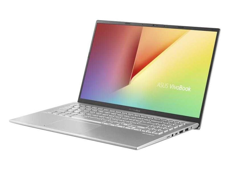 Ноутбук ASUS VivoBook A512FA-BQ1975T 90NB0KR2-M27830 (Intel Core i5-8265U 1.0GHz/8192Mb/256Gb SSD/Intel HD Graphics 620/Wi-Fi/Bluetooth/Cam/15.6/1920x1080/Windows 10 64-bit)