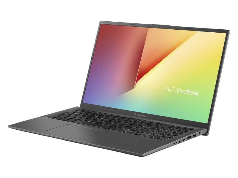 Ноутбук ASUS VivoBook A512JA-BQ127T 90NB0QU3-M05680 (Intel Core i5-1035G1 1.0GHz/8192Mb/512Gb SSD/Intel HD Graphics/Wi-Fi/Bluetooth/Cam/15.6/1920x1080/Windows 10 64-bit)