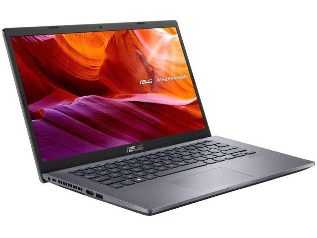 Ноутбук ASUS VivoBook A409FA-EB492 90NB0MS2-M07380 (Intel Core i5-8265U 1.6GHz/8192Mb/256Gb SSD/No ODD/Intel HD Graphics/Wi-Fi/14.0/1920x1080/Endless)