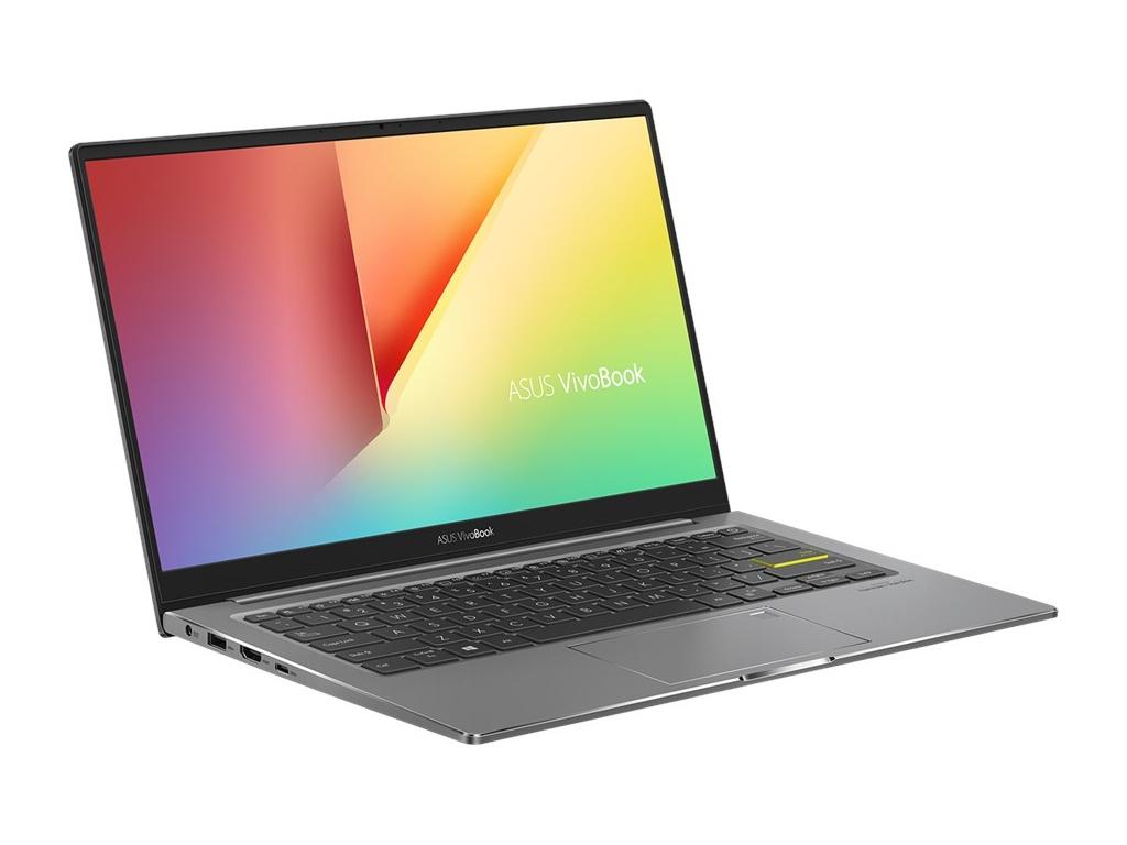 Ноутбук ASUS VivoBook S333JA-EG008 90NB0Q54-M00790 (Intel Core i5 1035G1 1.0GHz/8192Mb/256Gb SSD/Intel HD Graphics/Wi-Fi/Bluetooth/Cam/13.3/1920x1080/No OS)