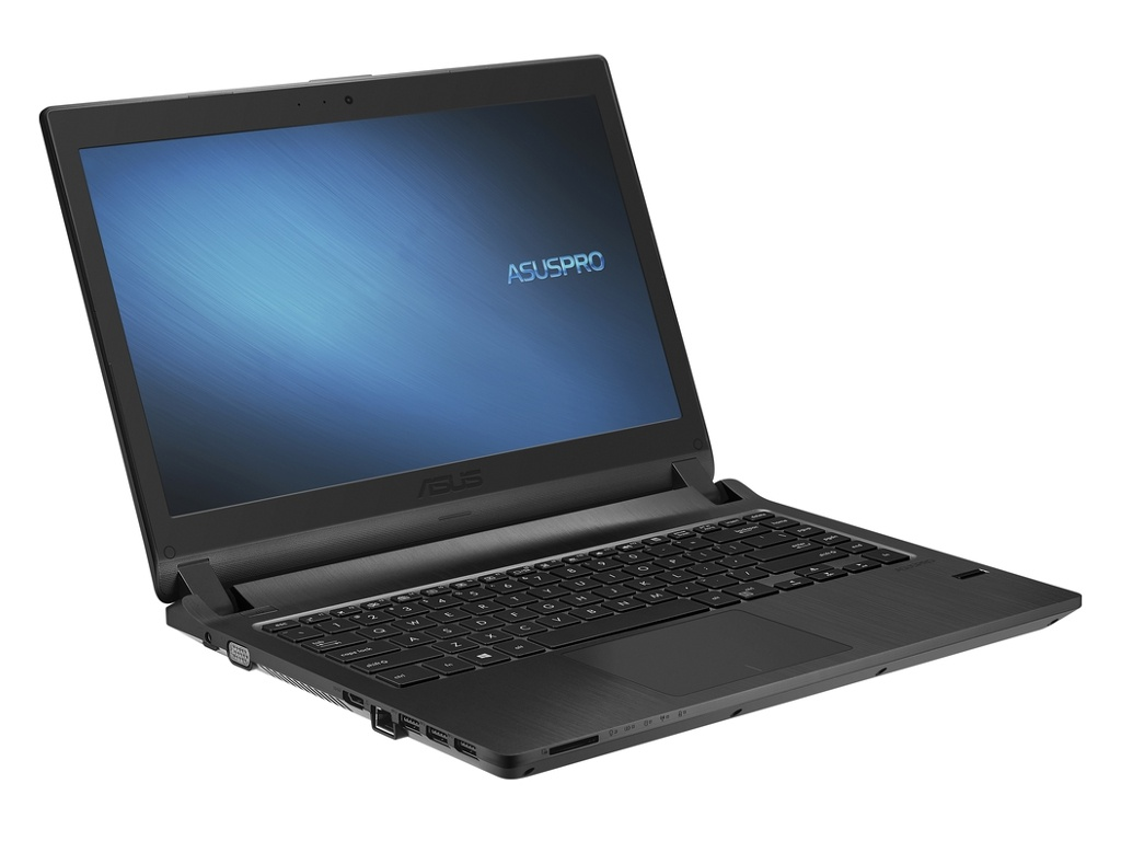 Ноутбук ASUS Pro P1440FA-FA2077 90NX0212-M26380 (Intel Core i3-10110U 2.1GHz/8192Mb/256Gb SSD/Intel HD Graphics/Wi-Fi/14/1920x1080/Endless)