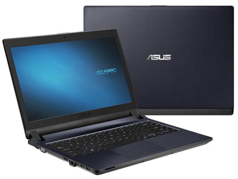 Ноутбук ASUS Pro P1440FA-FA2078 90NX0211-M26390 (Intel Core i3-10110U 2.1GHz/8192Mb/256Gb SSD/Intel HD Graphics/Wi-Fi/14/1920x1080/Endless)