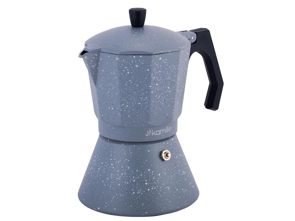 Кофеварка Kamille 9 порций 2518GR