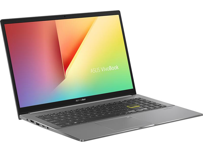Ноутбук ASUS M533IA-BQ121T 90NB0RF3-M02200 (AMD Ryzen 5 4500U 2.3 GHz/8192Mb/256Gb SSD/no ODD/Integrated/Wi-Fi/15.6/1920x1080/Windows 10)