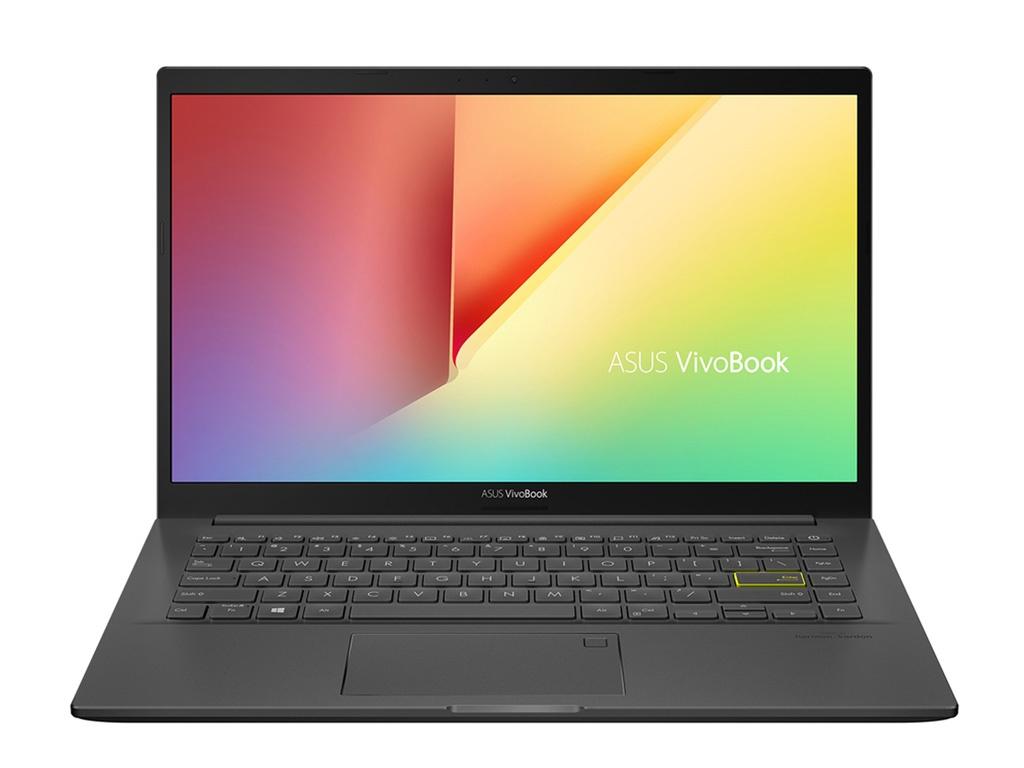Ноутбук ASUS K413FQ-EB033 90NB0R6F-M00410 (Intel Core i5-10210U 1.6GHz/8192Mb/512Gb SSD/no ODD/nVidia GeForce MX350 2048Mb/Wi-Fi/14/1920x1080/DOS)
